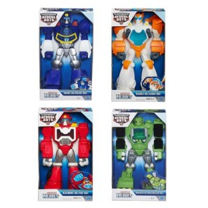 TRANSFORMERS RESCUE BOTS ASS. NON CONV.