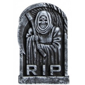 LAPIDE MORTE C/FALCE
