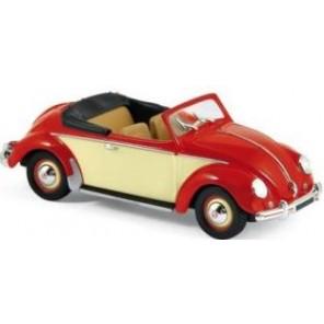 AUTO VW HEBMULLER CABRIO 1/43