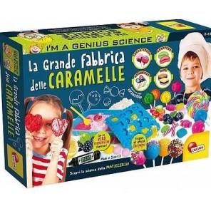 LA GRANDE FABBRICA DELLE CARAMELLE