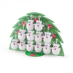 SWEET COLLECTION ORSETTO PALLINA NATALE