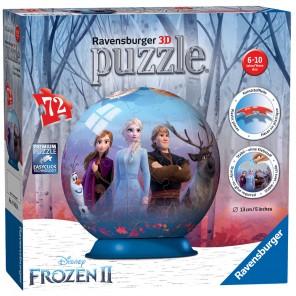 72 PZ 3D PUZZLEBALL FROZEN 2