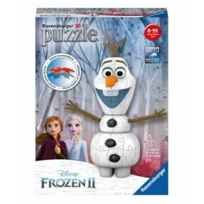 54 PZ FROZEN 2 OLAF 3D
