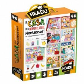 Casa delle Nomenclature Montessori