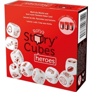 GIOCO STORY CUBES HEROES