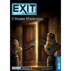 GIOCO EXIT - IL MUSEO MISTERIOSO