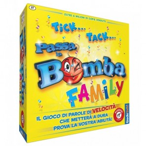 GIOCO PASSA LA BOMBA FAMILY