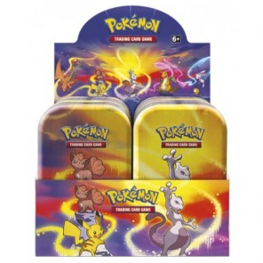 POKEMON MINI TIN PRODIGI DI KANTO