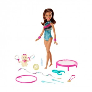 BARBIE TERESA GINNASTA PLAYSET