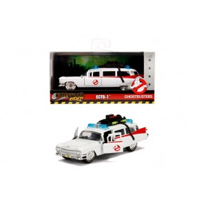 AUTO ECTO-1 GHOSTBUSTERS 1/43