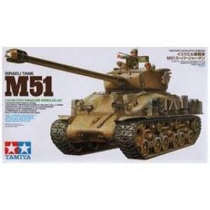 CARRO ARMATO M51 KIT 1/35