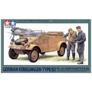 KUBELWAGEN TYPE 82 KIT 1/48