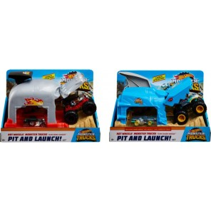 HOT WHEELS MONSTER TRUCK LANCIATORE ASS.