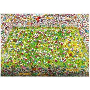 4000 PZ CRAZY FOOTBALL