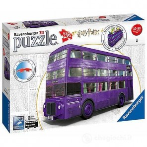 216 PZ 3D NIGHT BUS HARRY POTTER