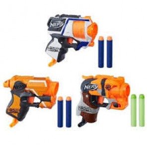 NERF MICROSHOTS ASSORTITI