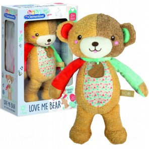 LOVE MY BEAR ACTIVITY PLUSH