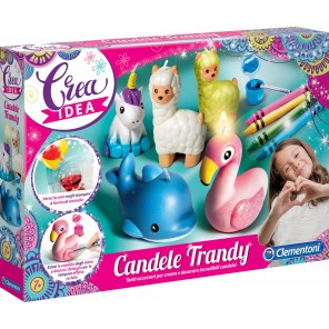 CREA IDEA CANDELE TRENDY