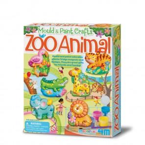 MOULD&PAINT ANIMALI DELLO ZOO