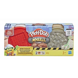 PLAY-DOH WHEELS BUILDIN COMPOUND