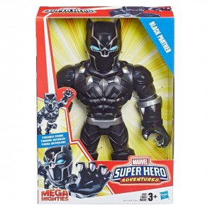 MARVEL SUPER HERO MEGA MIGHTIES BLACK PA