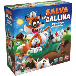 GIOCO SALVA LA GALLINA