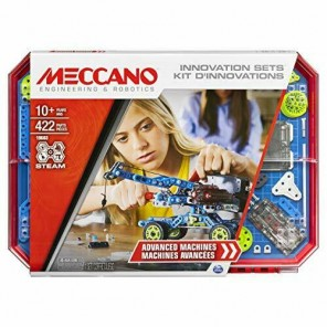 MECCANO SET ADVANCED MACHINES