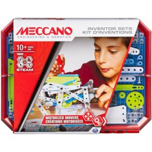 MECCANO SET MOTORIZED MOVERS