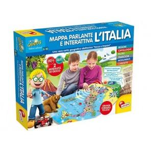 MAPPA PARLANTE ITALIA