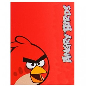 QUADERNO ANGRY BIRDS
