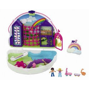 POLLY POCKET BORSETTE DEI SEGRETI ASS