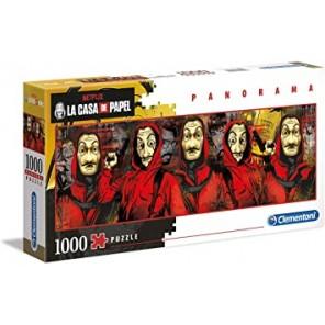 1000 PZ LA CASA DI CARTA PANORAMA