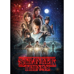 1000 PZ STRANGER THINGS
