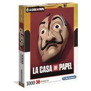 1000 PZ LA CASA DI CARTA