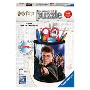 Puzzle 3D Harry Potter