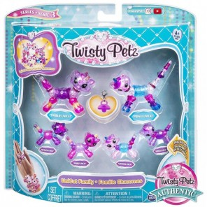 TWISTY PETZ FAMILY