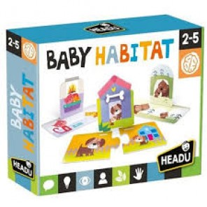 BABY HABITAT LOGIC GAME