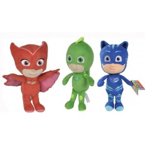 PELUCHE PJMASKS ASSORTITI