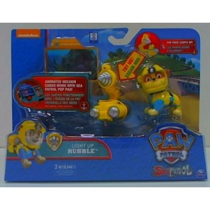 PAW PATROL RUBBLE SEA PATROL