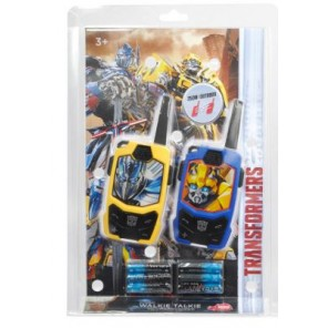 WALKIE TALKIE TRANSFORMERS 250MT