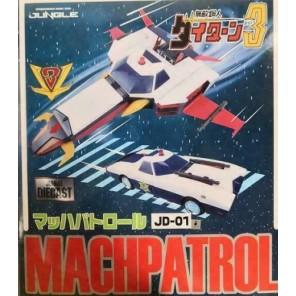 MACHPATROL DAITARN 3