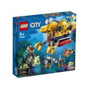 CITY SOTTOMARINO DA ESPLORAZIONE OCEANIC