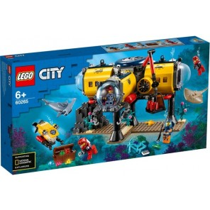 CITY BASE PER ESPLORAZIONI OCEANICHE