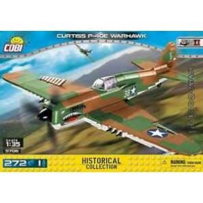AEREO CURTISS P-40E WARHAWK