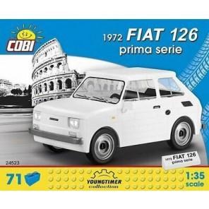 AUTO FIAT 126 PRIMA SERIE 1972