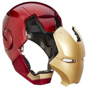 AVENGERS IRON MAN CASCO ELETTRONICO
