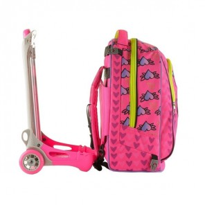 ZAINO TROLLEY NEW JACK GIRL SHIFTY