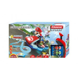 PISTA MARIO KART ROYAL CARRERA FIRST