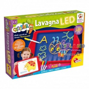 CAROTINA LAVAGNA LED