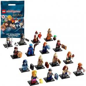 MINIFIG HARRY POTTER 2